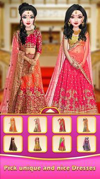 Indian Wedding Salon : Bridal Doll Maker screenshot 18