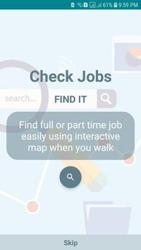 Check Jobs screenshot 1