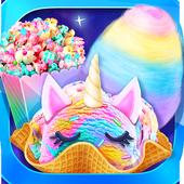 Carnival Unicorn Fair Food - The Trendy Carnival icon