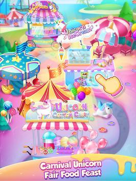 Carnival Unicorn Fair Food - The Trendy Carnival screenshot 3