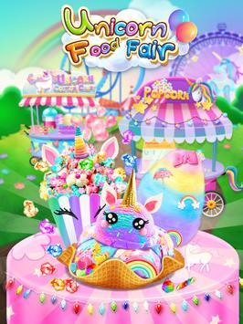 Carnival Unicorn Fair Food - The Trendy Carnival screenshot 4