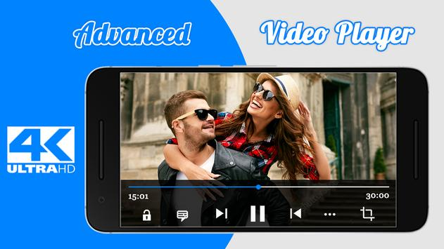 HD Video Player : Popup Video Player poster