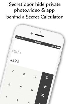 Photo,Video Locker-Calculator Vault poster