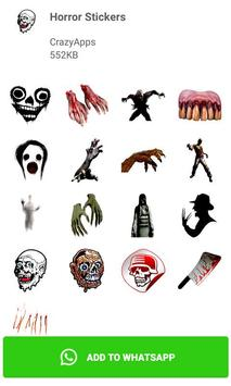 WAStickerApps - Horror Stickers for Android - APK Download