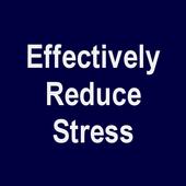 Stress Management - Effectively Reduce Stress icon