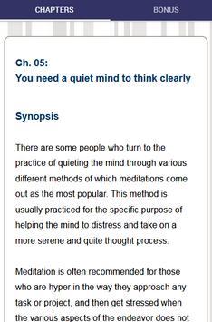 Stress Management - Effectively Reduce Stress screenshot 20