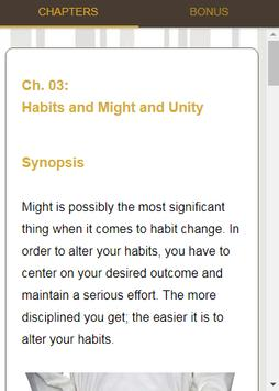 Positive Habits screenshot 3