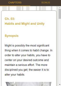 Positive Habits screenshot 10