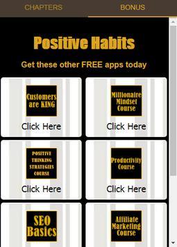 Positive Habits screenshot 20