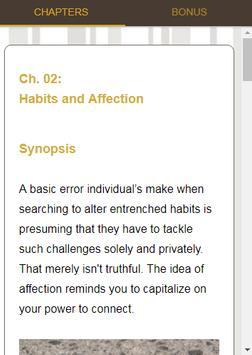Positive Habits screenshot 2