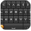 Korean Emoji Keyboard Zeichen