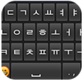 Korean Emoji Keyboard-icoon