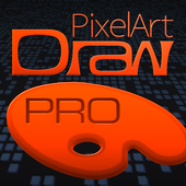 Icona Draw Pixel Art Pro