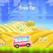 crazy car roo icon