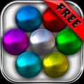 Magnet Balls Free: Match-Three Physics Puzzle