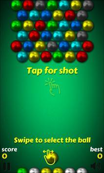 Magnet Balls Free screenshot 1
