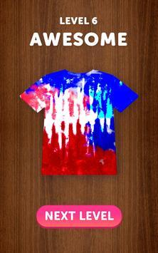 Tie Dye capture d'écran 8
