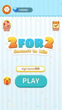 2 For 2 - Connet To Win poster