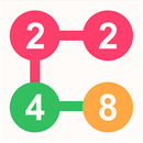 2 For 2: Connect the Numbers Puzzle APK