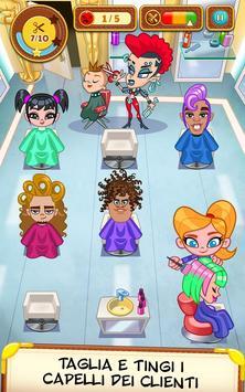 13 Schermata Tom l'imbroglione 4 - Apprendista parrucchiere