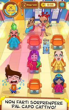 2 Schermata Tom l'imbroglione 4 - Apprendista parrucchiere
