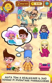 6 Schermata Tom l'imbroglione 4 - Apprendista parrucchiere
