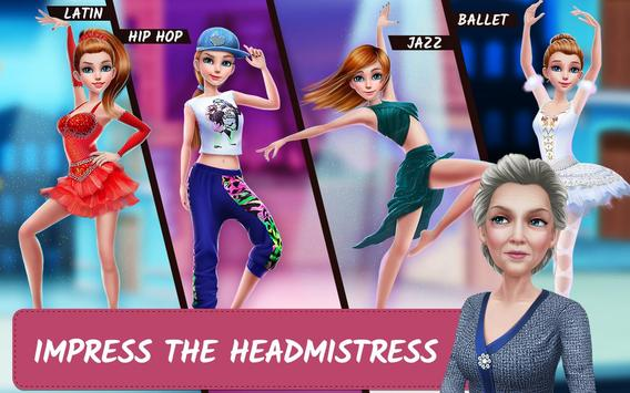 Dance School Stories - Dance Dreams Come True screenshot 2