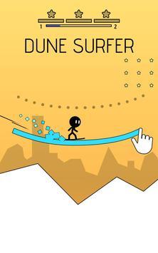 Dune Surfer poster
