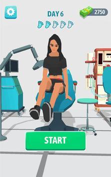 Foot Clinic - ASMR Feet Care captura de pantalla 16