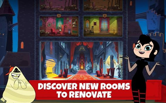 Hotel Transylvania Adventures - Run, Jump, Build! تصوير الشاشة 5