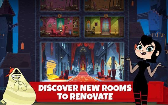 Hotel Transylvania Adventures - Run, Jump, Build! تصوير الشاشة 17