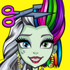 Icona Salone Monster High™: Gioco di moda zantastico