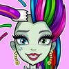 Monster High™ Schönheitssalon Zeichen