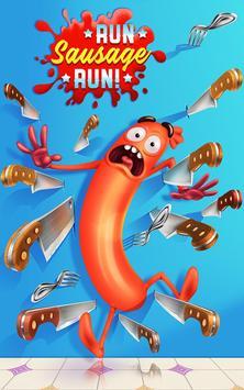 Run Sausage Run! poster