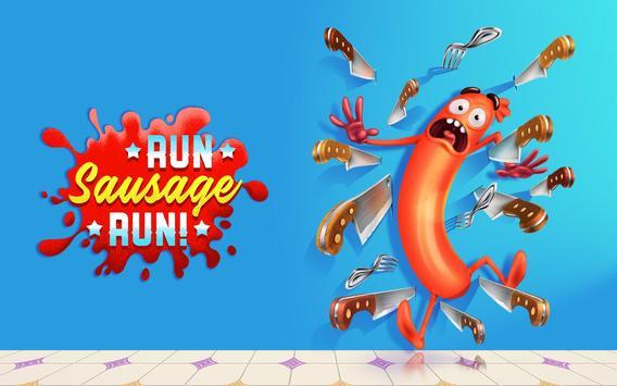 Run Sausage Run! स्क्रीनशॉट 7