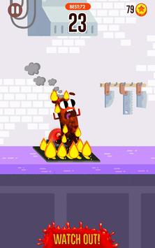Run Sausage Run! स्क्रीनशॉट 9
