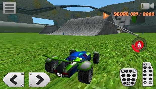 3D Racing : Stunt Arena 4 screenshot 10