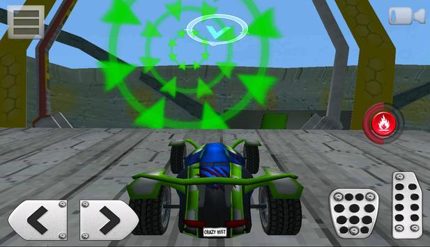 3D Racing : Stunt Arena 4 screenshot 17