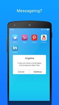 Messaging+ 7 Free screenshot 6