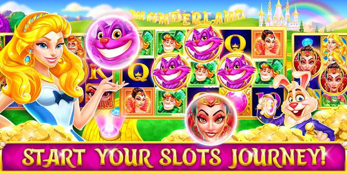 Crazy Crazy Scatters - Free Slot Casino Games poster