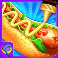 Crazy Hot Dog Maker - Crazy Cooking Adventure Game