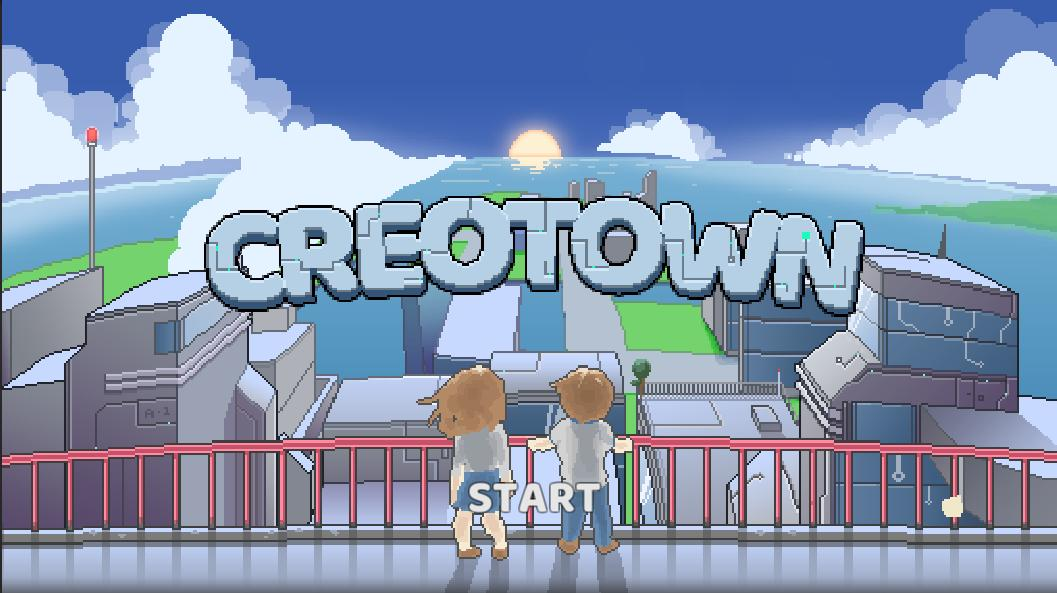 CREOTOWN G6 poster