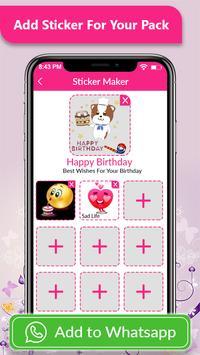 Create Stickers for WhatsApp - WAStickerApps screenshot 2