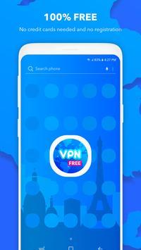 Unlimited VPN تصوير الشاشة 2