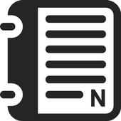 Crear mis notas icono