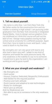 Create My Resume screenshot 4
