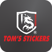Tom's Stickers icon