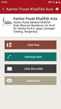 Umroh dan Haji - Khalifah Asia Tour&Travel screenshot 4