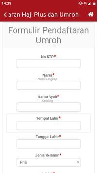 Umroh dan Haji - Khalifah Asia Tour&Travel screenshot 3