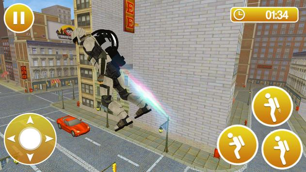 Flying Iron Hero Pizza Delivery screenshot 2